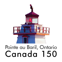 pointe au baril 150 logo